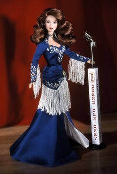 1998 - Pop Culture - Grand Ole Opry™ Collection - Rising Star™ Barbie® #17864