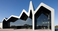 ZAHA HADID ARCHITECTS | RIVERSIDE MUSEUM. SCOTLAND'S MUSEUMS OF TRANSPORT AND TRAVEL. Glasgow | UK |