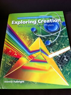 Fun Activity for Apologia's Exploring Creation With Chemistry and Physics