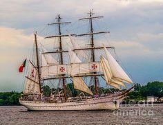 Tall Ship- Sagres