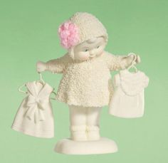 Another Difficult Choice - Snowbabies Classic Collection 56