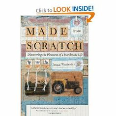 "This book was a refreshing change of pace from many do-it-yourself farm books. Jenna Woginrich learned to garden, bake, sew, raise animals, and fiddle (yes,fiddle) as a single woman living in a rented home. She lived what she teaches -- if you want more of a ""handmade life,"" you don't need 10 acres and 4 outbuildings. You can start wherever you are."