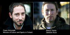 Är Varela finsk kulturminister eller är det motsatt?!?