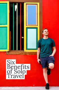 Why travel solo? Solo travel might seem scary if you haven't done it before. Discover 6 benefits of travelling alone and why it will change your life. Solo Travel, Travel Tips, The Odd Ones Out, Solo Trip, Future Jobs, Making Excuses, Learning To Be, Travel Alone, New Opportunities