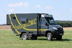 Bocklet Adventure Camper with Slide-Out