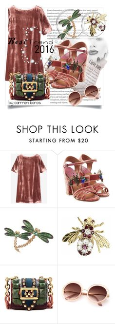 """always velvet  ..."" by boroscarmen ❤ liked on Polyvore featuring Toast, Laurence Dacade, Anne Klein, Vintage and Burberry"