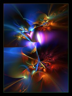 Magic lights by ~manapi on deviantART