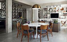 Mais inspirações com concreto - Minha casa, Minha cara
