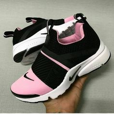b91af3e48951ad Follow   peachessbaby ✨ for daily pins Black Nike Shoes