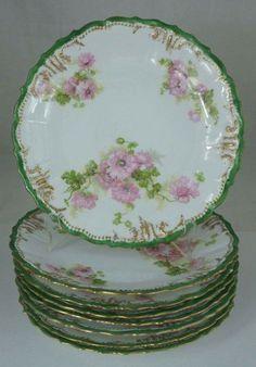 ~ pretty plates ...