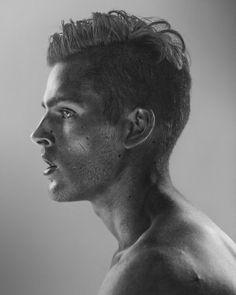 Des danseurs révèlent leurs blessures grâce à de magnifiques portraits infrarouges