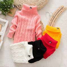 Awesome 2017 Hurave hot selling baby boy or girl knitted sweater outerwear Kids Clothing - $19.29 - Buy it Now!