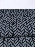 Organic Stretch French Terry Knit - GRAY PLAIT – Knitpicky