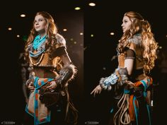 Aloy - Horizon: Zero Dawn cosplay by LuckyStrikeCosplay on DeviantArt