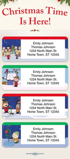 Christmastime Is Here And What Better Way To Get In The Spirit Of Season Than With Your Favorite Peanuts Characters