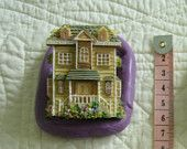 #Cottage House#1 Gingerbread #Food Safe Silicone Mold Mould #Cake Tool Fondant Gum Paste Pastillage Chocolate Sugarcraft Candy #Resin Clay Wax MoldCreationsNmore at Etsy.com