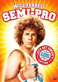 Semi-Pro [Unrated] [DVD] [2008]