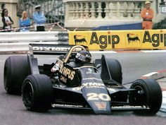 1979 GP Monaco (James Hunt) Wolf WR7 - Ford