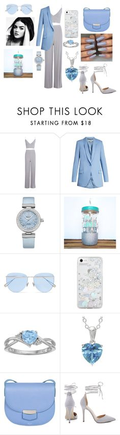 """""""Untitled #21"""" by pytminnie ❤ liked on Polyvore featuring Boohoo, STELLA McCARTNEY, OMEGA, Sunday Somewhere, Skinnydip and CÉLINE"""