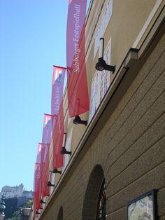Salzburg Festival. Salzburger Festspiele. #salzburg #festspielhaus #salzburgfestival