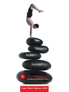 Join us @ Aravind Yoga Studio KL (Aravind Center)