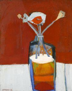 'The Blue Vase' by Raimonds Staprans (1968)