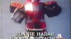 Power Rangers - Intro - Español Latino, via YouTube.