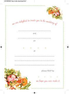 birthday invitation : invite template - Superb Invitation - Superb Invitation