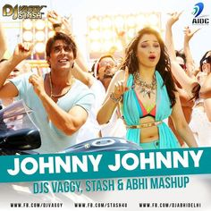 Johnny Johnny - DJs Vaggy, Stash & Dj Abhi MashUp - http://djsmuzik.com/johnny-johnny-djs-vaggy-stash-dj-abhi-mashup/