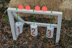 DIY BB target for new young shooters! woodworking projects