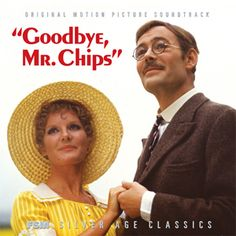 """Petunia Clark and Peter O'Toole in the musical version of """"Goodbye Mr. Chips"""". Much better than its  reputation but the songs are instantly forgettable. The lead performances are very fine."""