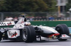 David Coulthard, McLaren MP4/14 - Mercedes FO 110H 3.0 V10 (Australia 1999)