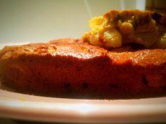 Κέικ βρώμης με μήλα και σταφίδες. Ένα διαφορετικό, υγιεινό κέικ με βρώμη, μέλι, φρούτα και ξηρούς καρπούς. Το ιδανικό σνακ για όσους προσέχουν τη διατροφή τους.