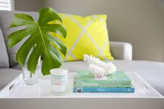 Styling, Product Styling, Interiors, Interior design, Interior decorating, House styling, Colour consultant, Interior books, monsteria, coral, coastal, candle, cushion