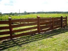 Realizacje - strefa42 ogrodzenia typu ranczo, western, bramy, furtki