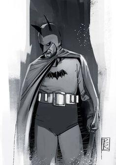Batman by Rod Reis *