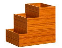 Desk Organizer by Saito Wood | Emmo Home