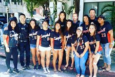 Credit: Janie Gueso on Facebook (03/19/16) They were so excited to meet these celebrities!!...and our girls were glad to meet the cast of Hawaii 5-0 too... ‪#‎statechamps‬ ‪#‎celebritystatus‬ ‪#‎SaberTeamTogetherPride‬ ‪#‎EwaBeach‬ ⚾