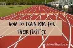 Training Kids for 5k