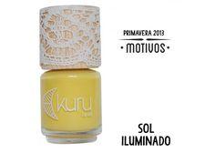 Kuru Esmaltes: Sol Iluminado - ¡Disponible en Kichink!