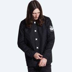 Nocturnal Waxed Jacket #DDXMASWISHLIST