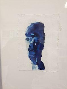 Ink indigo mini portret
