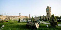 Erbil . Kurdistan The capital of the tourist