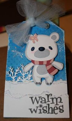warm wishes...look at this tag...possibility for exchange?!