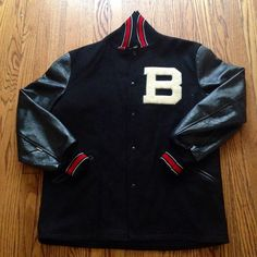 Just reduced the price on this Authentic Vintage Varsity Jacket. Vintage  Style bb1703681