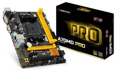 Presenting the BIOSTAR PRO Series AMD Motherboards: AMD A70MD PRO, A70MG PRO and A68MD PRO - Redefining affordable AMD motherboards