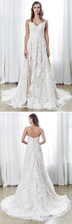 b37e037f68 Kelly Faetanini. Most Beautiful Wedding DressesVintage ...