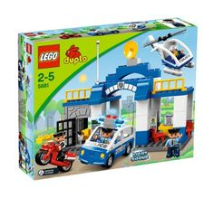 Lego Duplo Lego Ville Duplo Lego Ville 5681 Police Station * Learn more by visiting the image link.