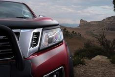 Nissan Navara location fine art photography. on Behance
