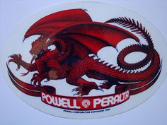 Red Dragon, 1980, VCJ by spider™, via Flickr